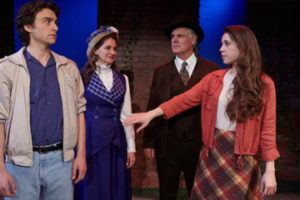 """BLOOMSDAY at North Coast Repertory Theatre"