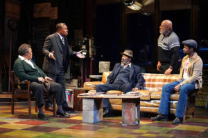 """AUGUST WILSON'S JITNEY"" at The Old Globe"