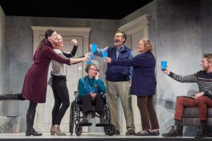 """THE HUMANS"" at the San Diego Repertory Theatre"