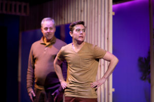 """""""A KIND OF WEATHER"""" at Diversionary Theatre"""