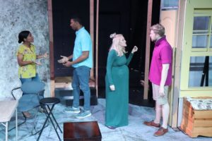 """CLYBOURNE PARK"" at Trinity Theatre Company"