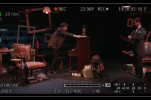 """Pandemic Theater Beyond Zoom: """"HUMAN ERROR"""" at North Coast Repertory Theatre and """"THE DAZZLE"""" from Backyard Renaissance Theatre"""
