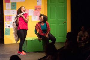 FEATURE: Blindspot Collective Produces 'Radically Inclusive' Theater Spotlighting Unheard Voices