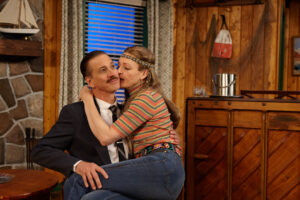"""""""SAME TIME, NEXT YEAR"""" streaming from North Coast Repertory Theatre"""