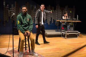 """HYPE MAN"" streaming from co-presenter San Diego Repertory Theatre"