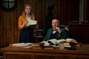 """TRYING"" streaming from North Coast Repertory Theatre"
