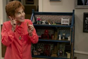 """""""BECOMING DR. RUTH"""" streaming from North Coast Repertory Theatre"""