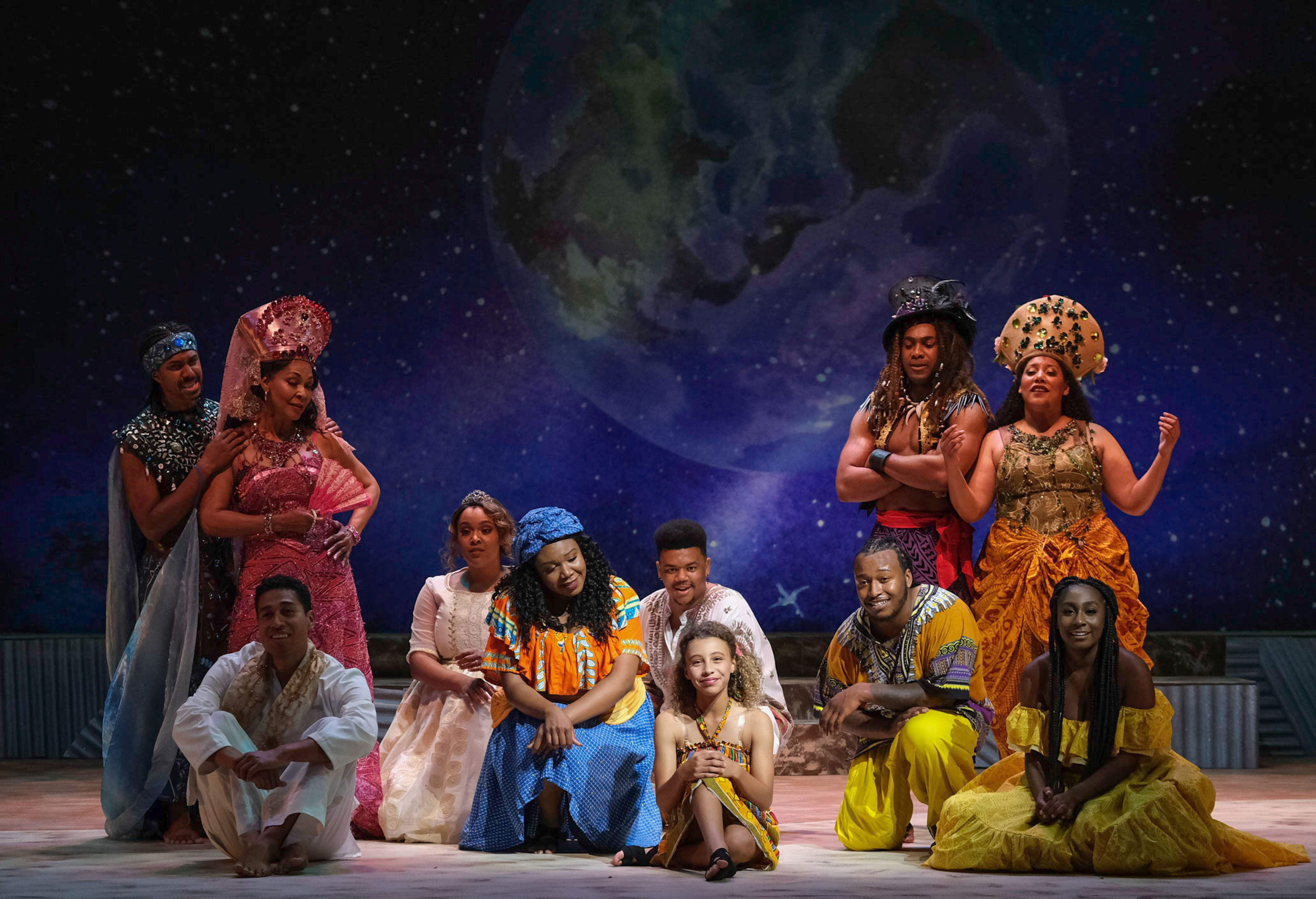 """""""ONCE ON THIS ISLAND"""" at Moonlight Stage Productions"""