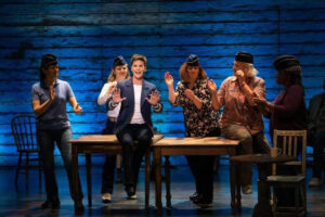 """""""COME FROM AWAY,"""" streaming on Apple TV+"""